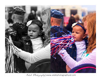 Welcome Home-- Military Homecoming {Featured Event}